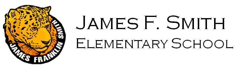 James F Smith Elementary School Logo - go home page