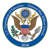 National Blue Ribbon Logo